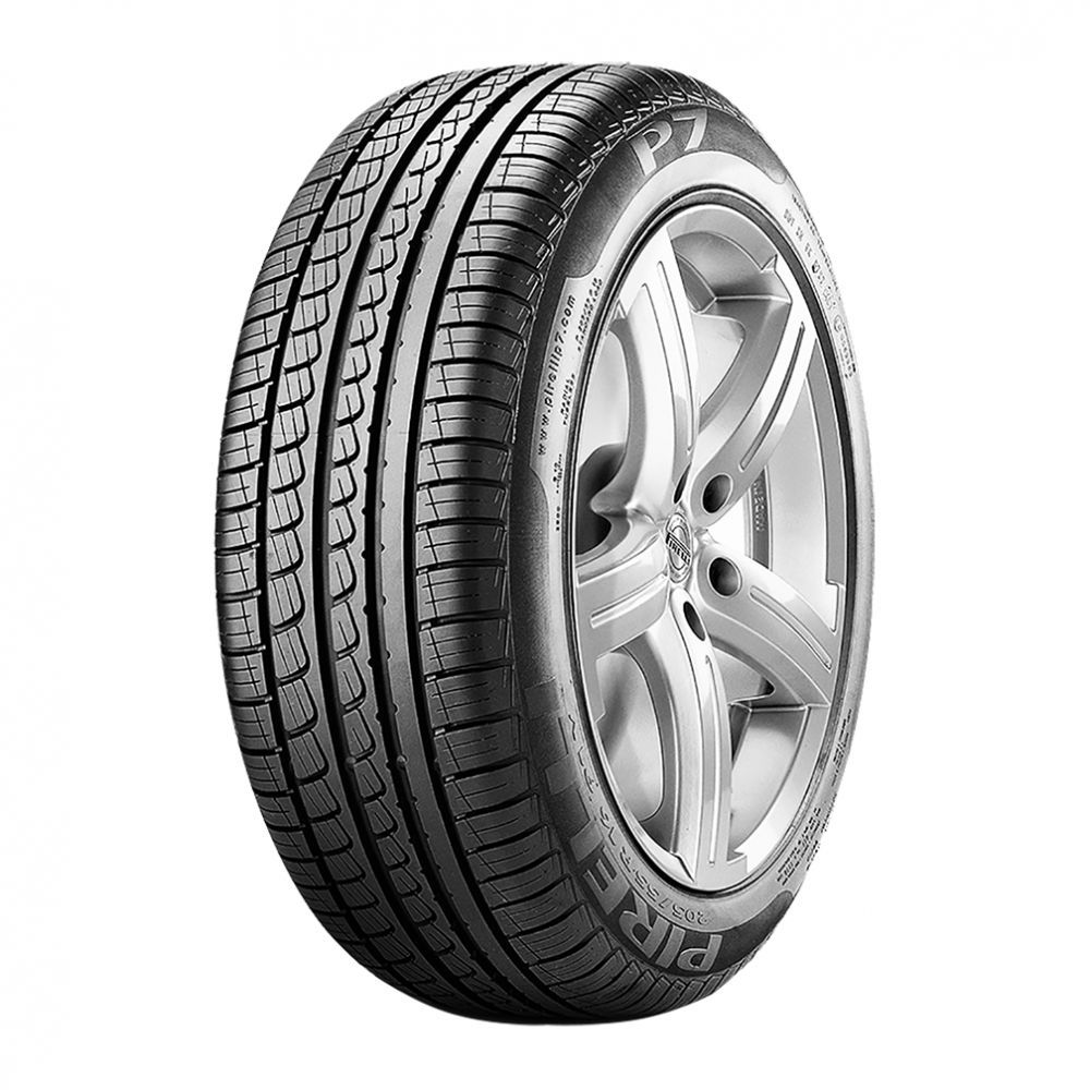 Kit 4 Pneus Para Volkswagen Gol Pirelli Aro 16 195/50R16 Cinturato P7 84V