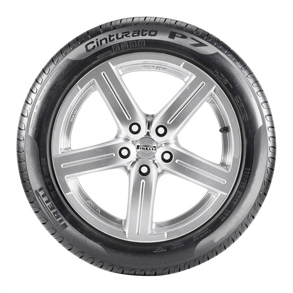 Kit 4 Pneus Pirelli Aro 17 225/55R17 Cinturato P7 Run Flat 97Y Dot 2015
