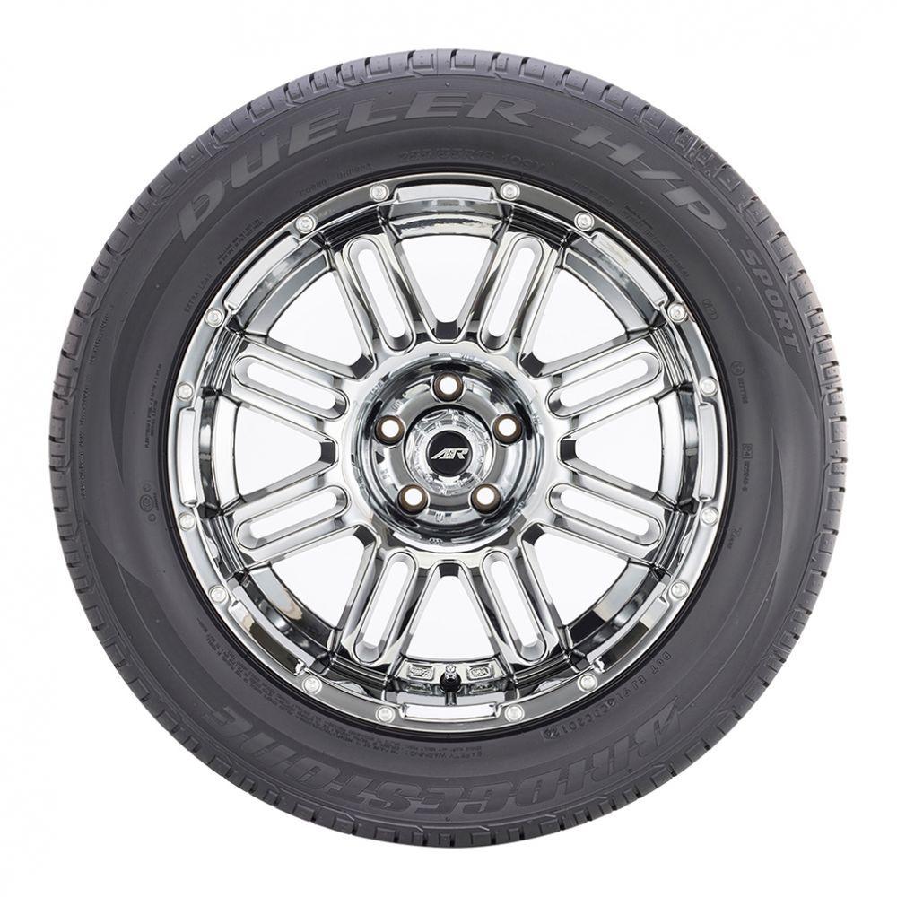 Kit com 2 Pneus Bridgestone Dueler H/P Sport 275/45R19 108Y