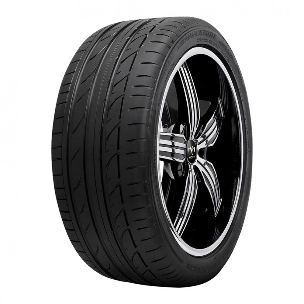 Pneu Bridgestone Potenza S001 Aro 20 245/40R20 95Y Fabricação 2012
