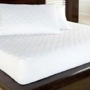 Protetor de Colchão Padrão Impermeável Solteiro Belga 01 Peça - Branco