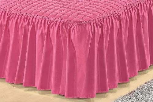 Kit Colcha Infantil Bailarina Solteiro 03 Peças - Pink