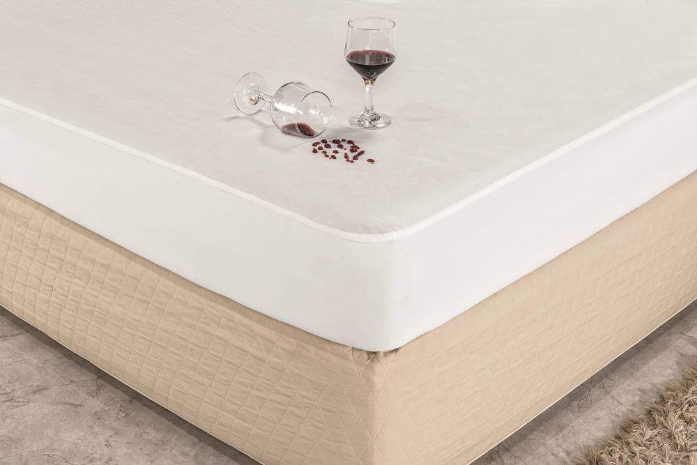 Protetor Impermeável de Colchão Queen MR 01 Peça - Branco