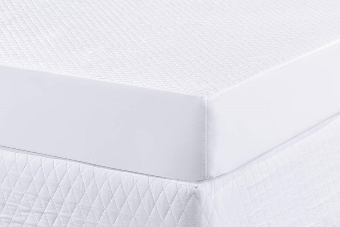 Protetor Impermeável Para Colchão Bia Casal - Branco