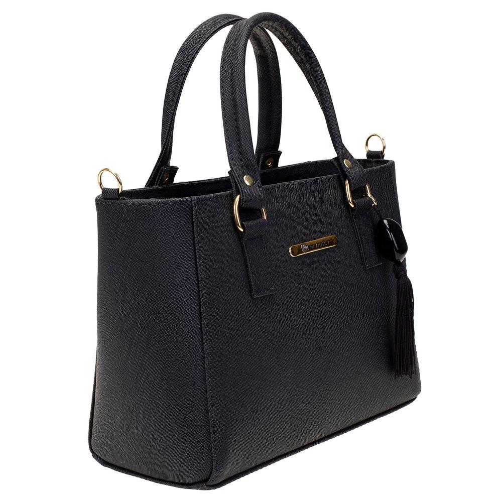 Bolsa Feminina Pequena Tranversal com Acabamento Premium