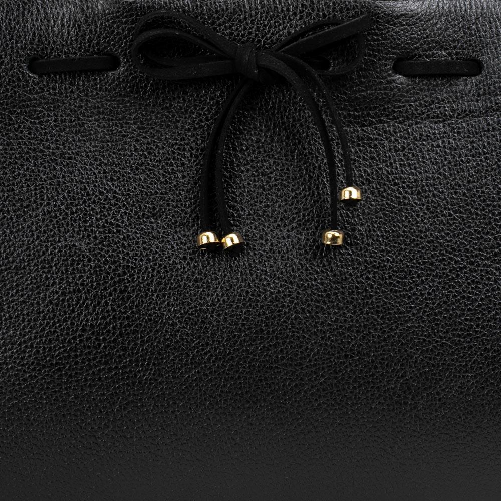 Bolsa de Couro Legítimo Feminina Social Pequena de Luxo