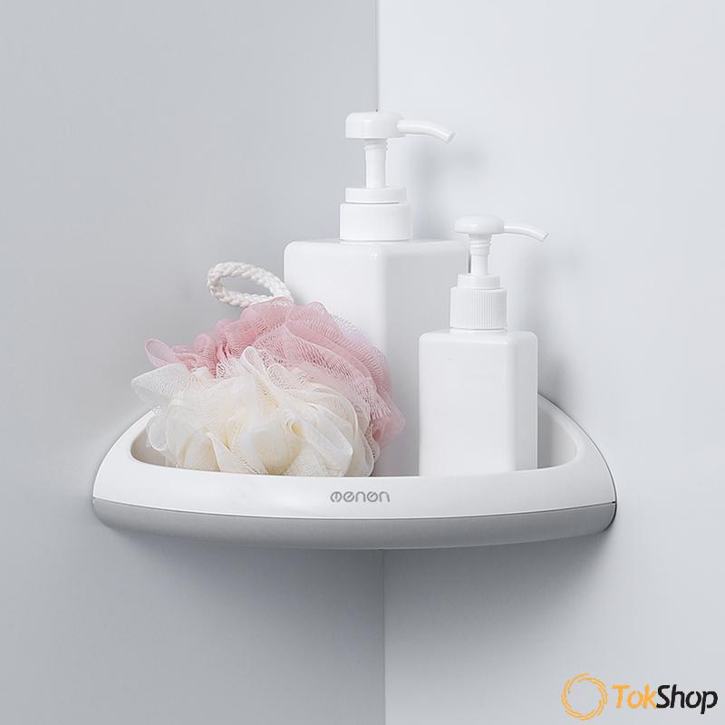 Cantoneira Porta Shampoo Prateleira Multiuso Para Cozinha