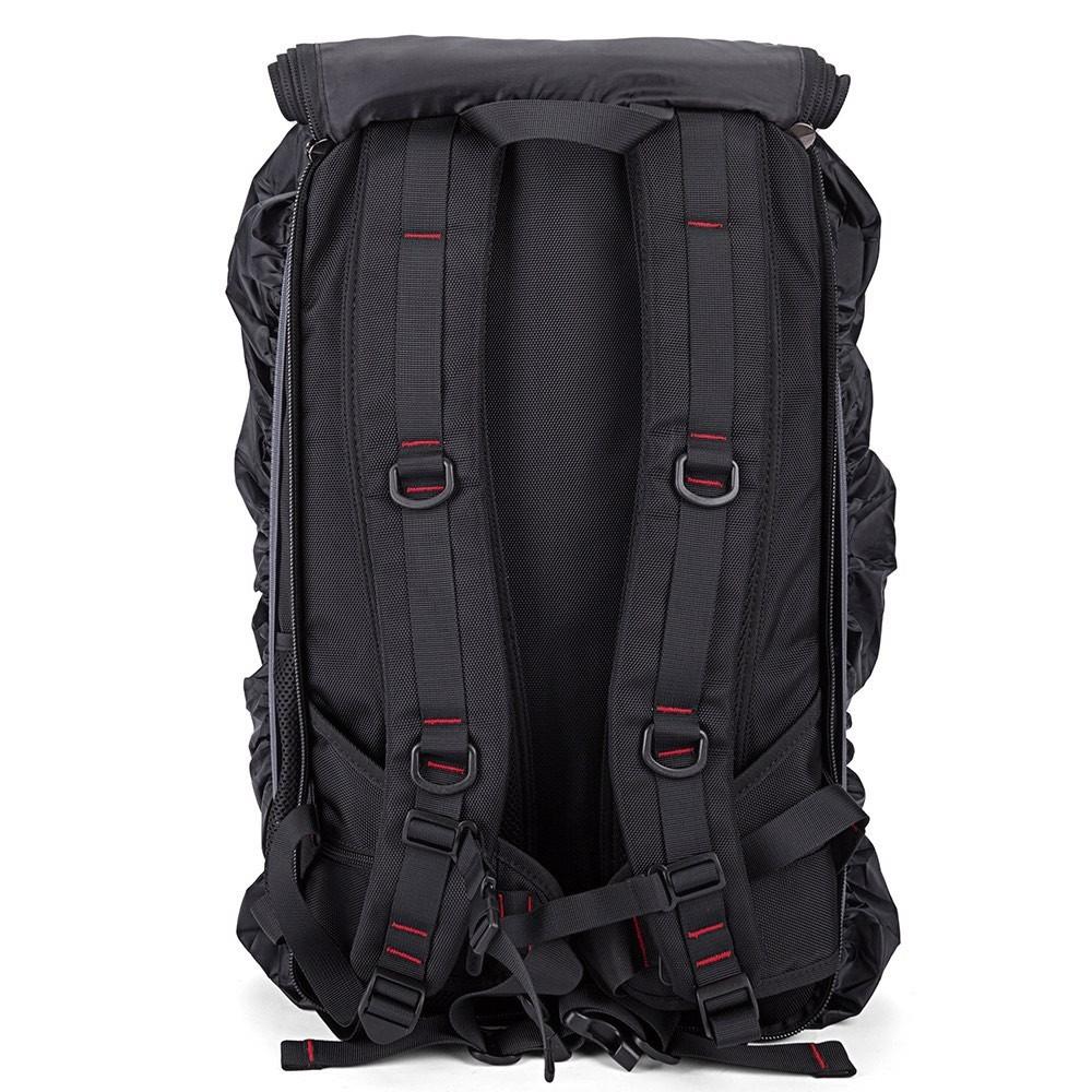 Capa de Chuva 100% impermeável e ajustável com elástico para mochilas entre 20 e 50 Litros