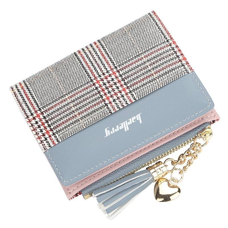 carteira feminina pequena
