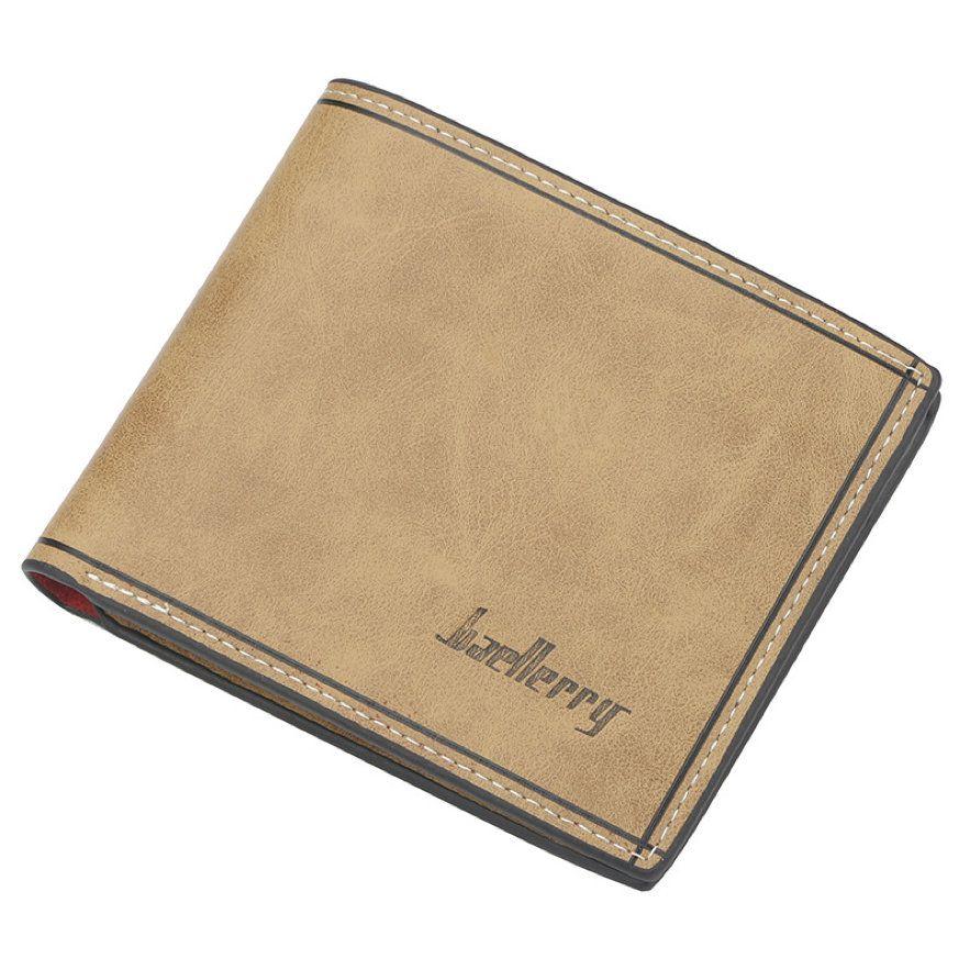 Carteira Masculina de Bolso Para Cédulas e Cartões
