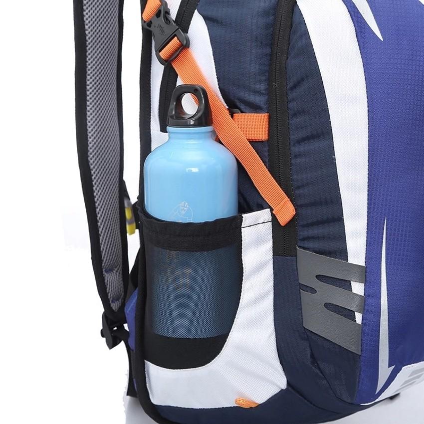 Mochila de hidratação Ciclismo Camelback e suporte Capacete