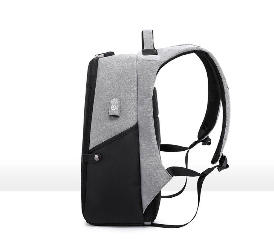 Mochila Antifurto com Trava para Notebook e Tablet