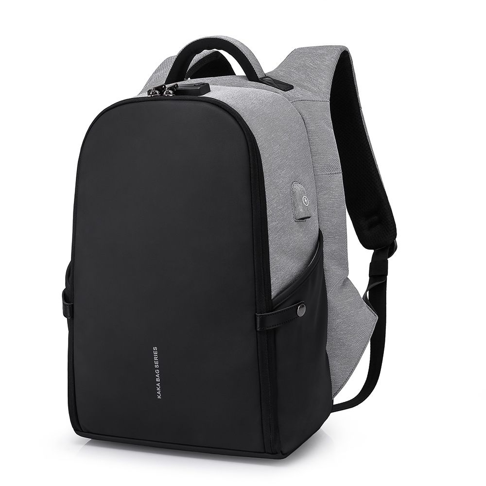 Mochila Antifurto Premium com Trava  para Notebook e Tablet