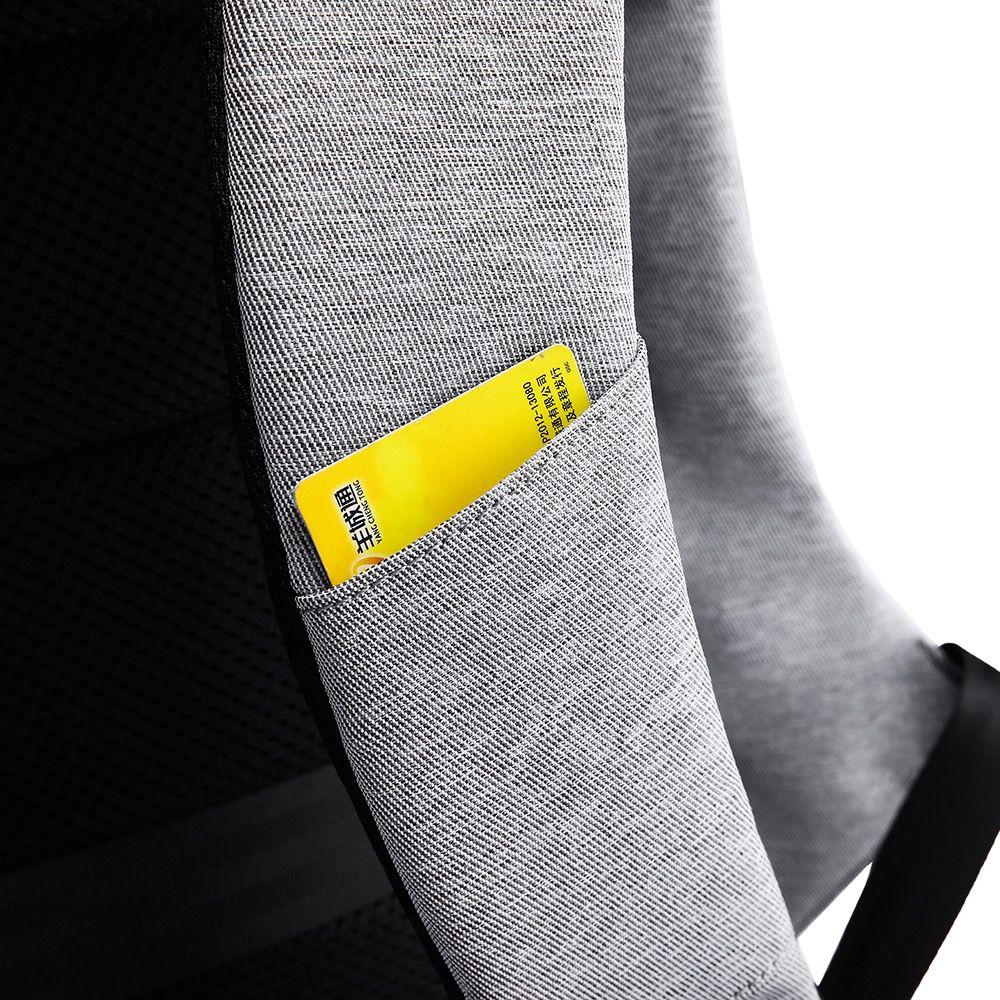 Mochila Antifurto Premium com Trava  para Notebook e Tablet