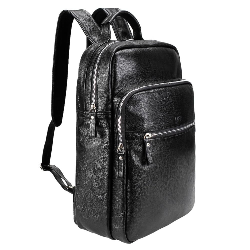 mochila masculina de couro