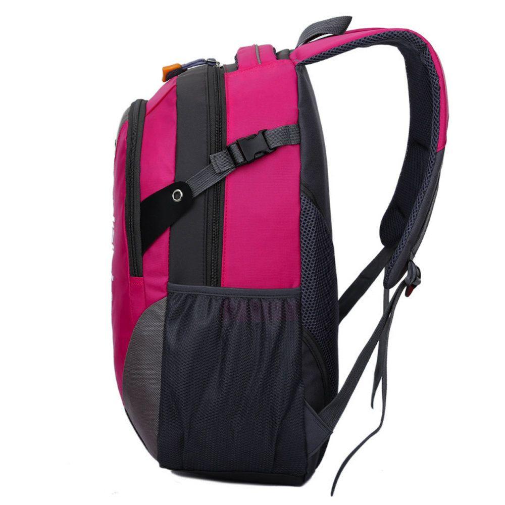 Mochila escolar feminina com compartimento para Notebook