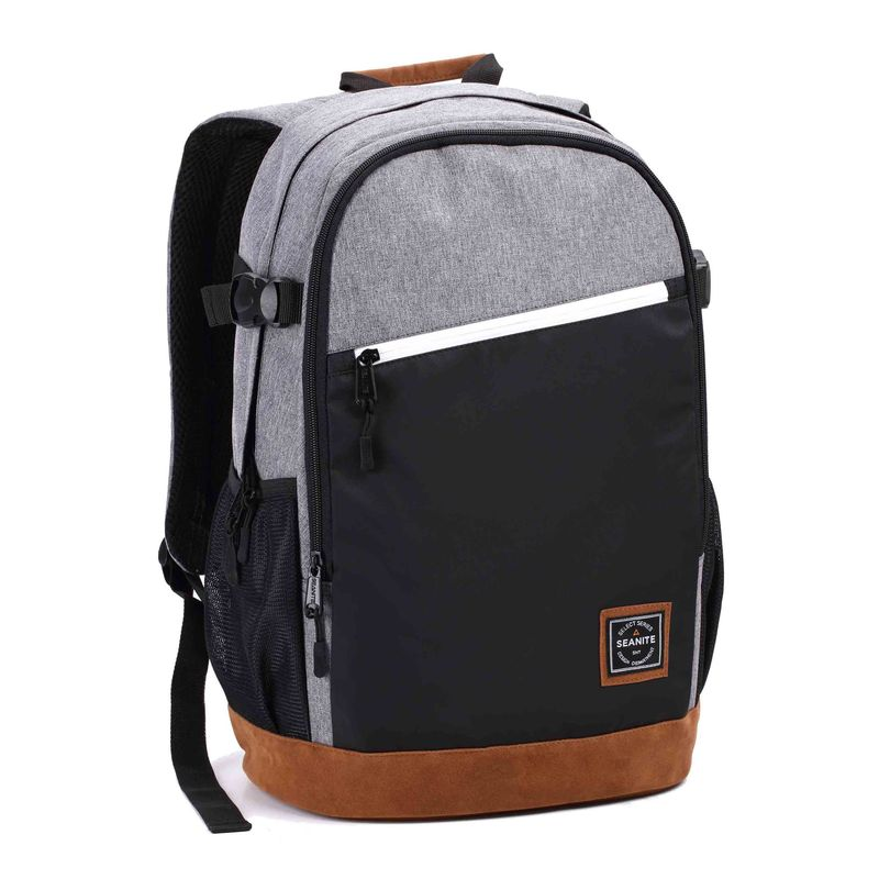 Mochila Escolar Executiva para Notebook 15.6 e Tablets