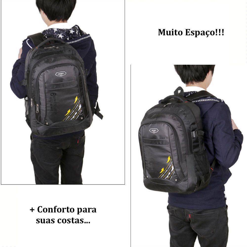 Mochila Escolar Para Notebook