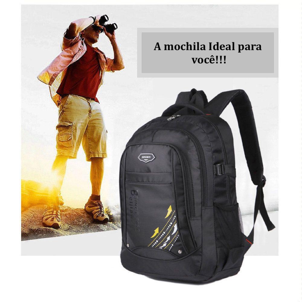 81572edc3 Mochila Escolar Para Notebook