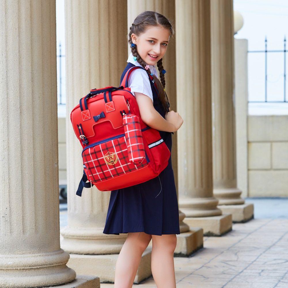 mochila escolar feminina
