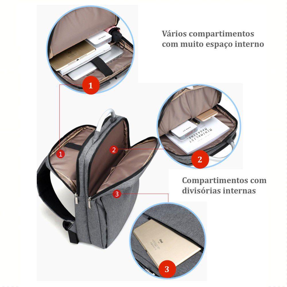 mochila de notebook
