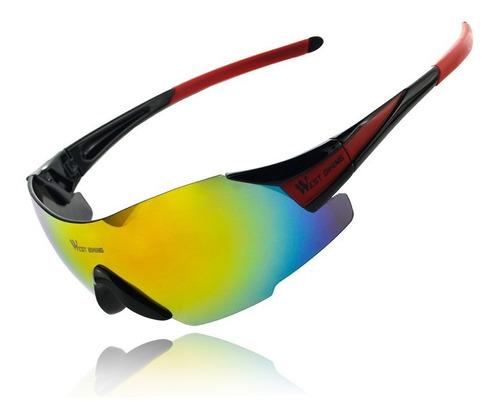 Óculos Esportivos West Biking Original