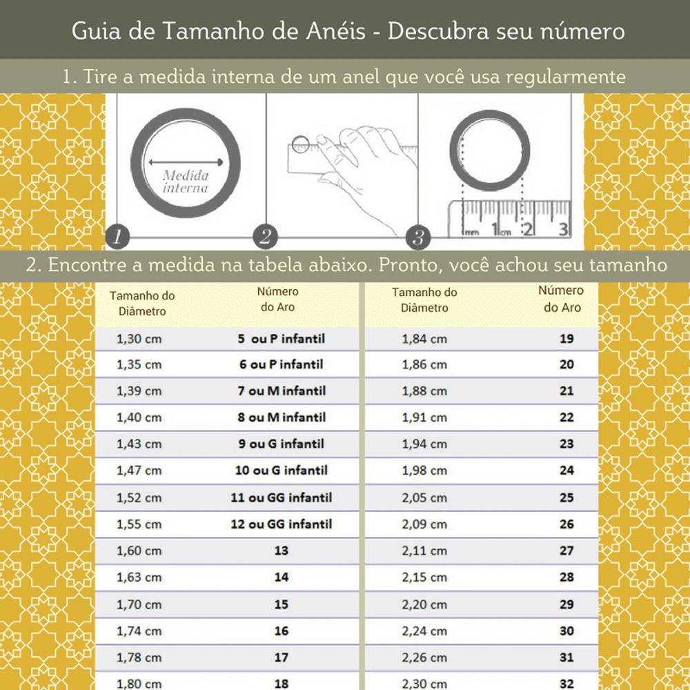 Anel De Luxo festa Com Zirconias Marcella em ródio