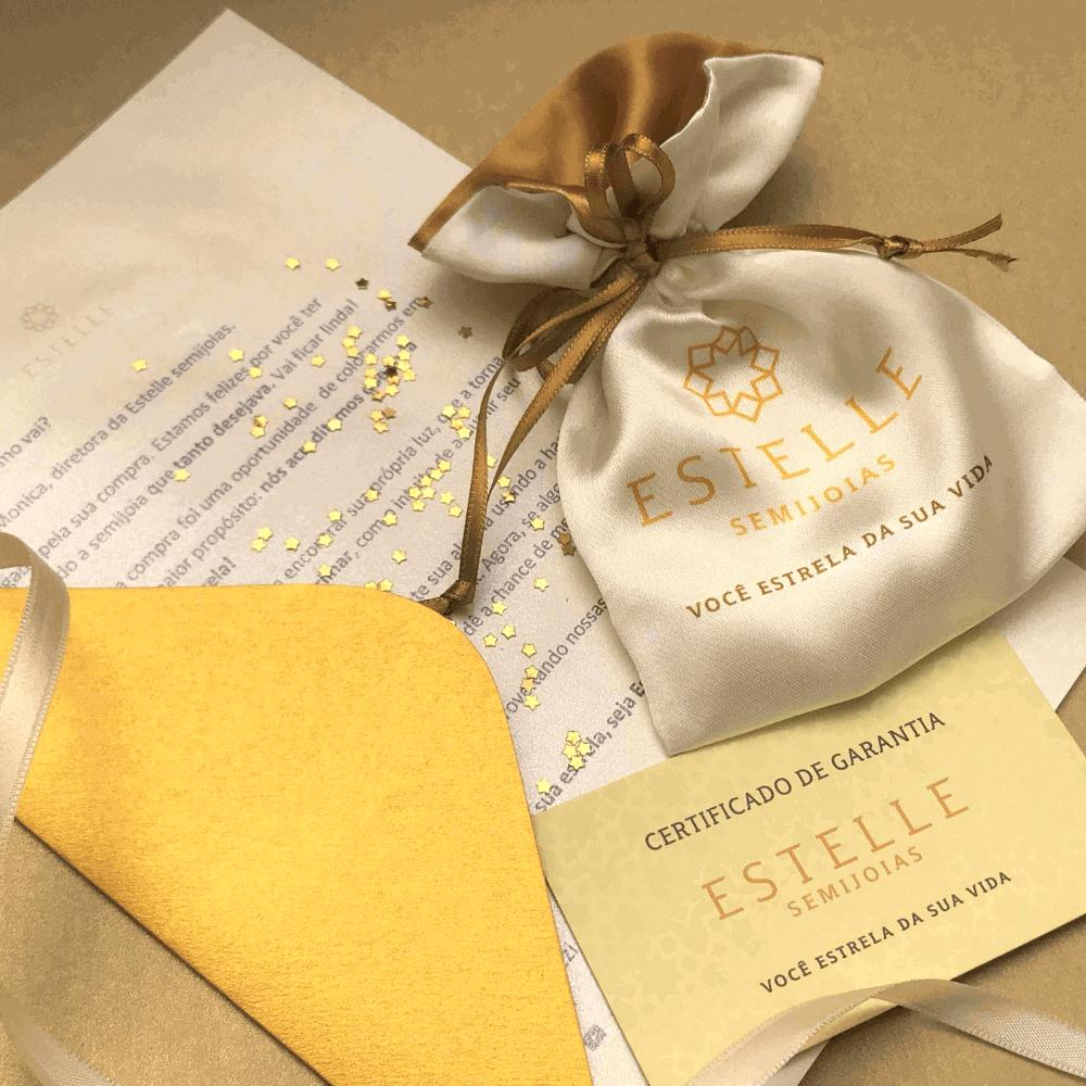 Anel Triplo Com Zirconias Antonella