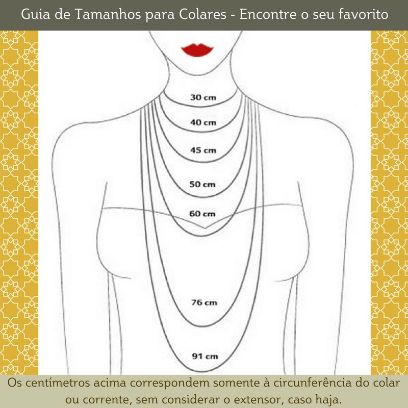 Colar Mandala Abençoada Por Deus Coração e Zirconias