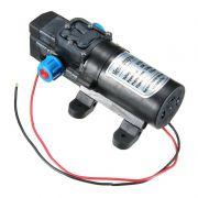 Bomba D'água Solar Alta Pressão 12v 80w Automática 130 Psi