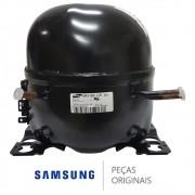COMPRESSOR INVERTER BLDC 110V REFRIGERADOR FRENCH DOOR SAMSUNG RF23HCEDBSR MKV190CL2B/ASH