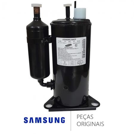 COMPRESSOR SAMSUNG INVERTER 9000 E 12000 BTUS R410A UG9A090LNAEPSF