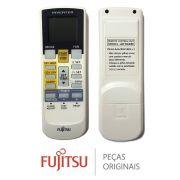 Controle Remoto Ar Condicionado Fujitsu Original ASBA18LEC AR-RAE8E
