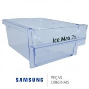 GAVETA ICE MAX 2X REFRIGERADOR RT38 RT43 RT46 RT53 SAMSUNG DA63-07331A