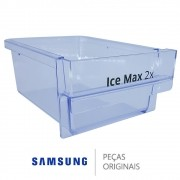 GAVETA ICE MAX 2X REFRIGERADOR SAMSUNG DA97-13671A