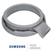Guarnição Porta Lava e Seca Samsung - DC64-03235B