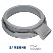 Guarnição Porta Lava E Seca Samsung Original Wd10j6 Wd90j6 DC64-03235A