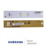 LÂMPADA LED REFRIGERADOR SAMSUNG RS50N3413S8 DA41-00675J