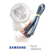 MOTOR DO SWING PARA AR CONDICIONADO SAMSUNG - DB31-00370B