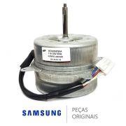 Motor Ventilador Secagem Lava E Seca Samsung Wd6122ck