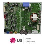 PLACA CONDENSADORA INVERTER AR CONDICIONADO LG EBR76610203
