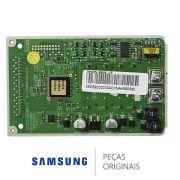 PLACA CONTROLE REMOTO AR CONDICIONADO SAMSUNG MWR-SH00N DB92-03033A