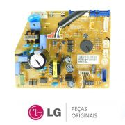 Placa Da Evaporadora Lg Ar Inverter 9/12/18/24k Ebr73980402