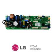 Placa De Circuito Impresso Ar Condicionado Lg EBR32251205