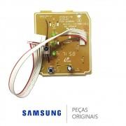 PLACA DISPLAY AR CONDICIONADO SAMSUNG AS09UBTNX DB93-10755A