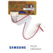 PLACA DISPLAY DA EVAPORADORA AR CONDICIONADO SAMSUNG INVERTER 9000 12000 18000 24000 BTUS DB93-10861A