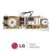 PLACA DISPLAY INTERFACE LAVA E SECA LG 220V EBR63709777