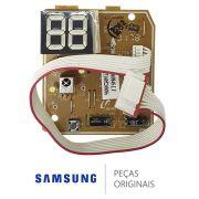 PLACA DISPLAY RECEPTORA AR CONDICIONADO SAMSUNG DB93-06984S