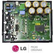 PLACA ELETRÔNICA CONDENSADORA AR CONDICIONADO LG ARUB100LN3 EBR36932815