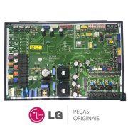 PLACA ELETRÔNICA CONDENSADORA AR CONDICIONADO LG ARUV140LT3 EBR70130105